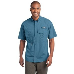 Eddie Bauer® Short Sleeve Fishing Shirt